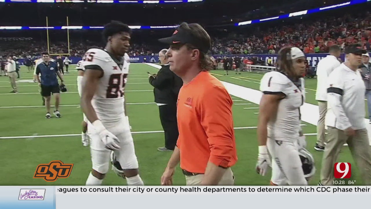 Analysis Of Mike Holder's Football Review And Pay Cut