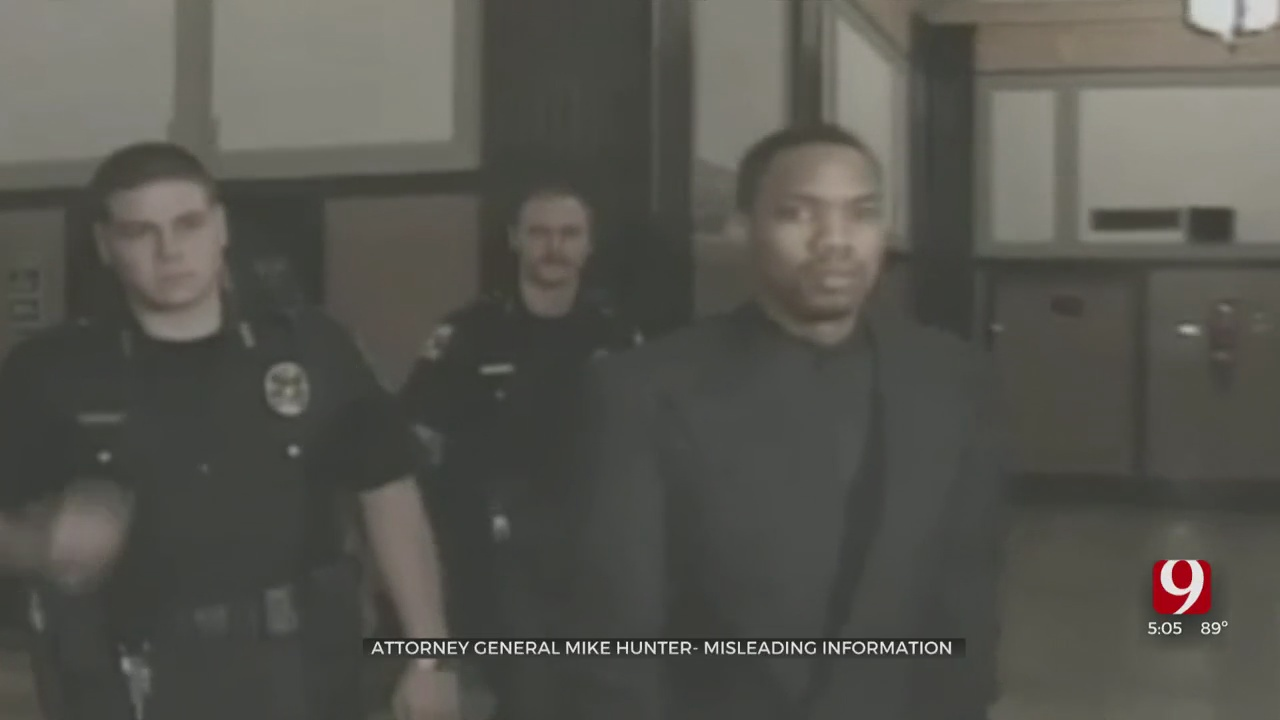 Attorney General Mike Hunter Addresses State's Case Against Julius Jones