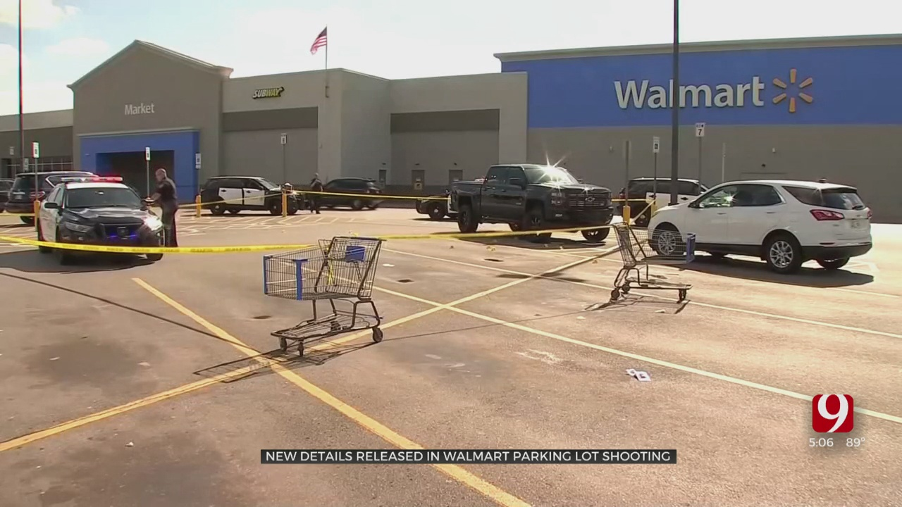 Police Identify Shoplifting Suspect Shot At By Off-Duty Officer At Del City Walmart