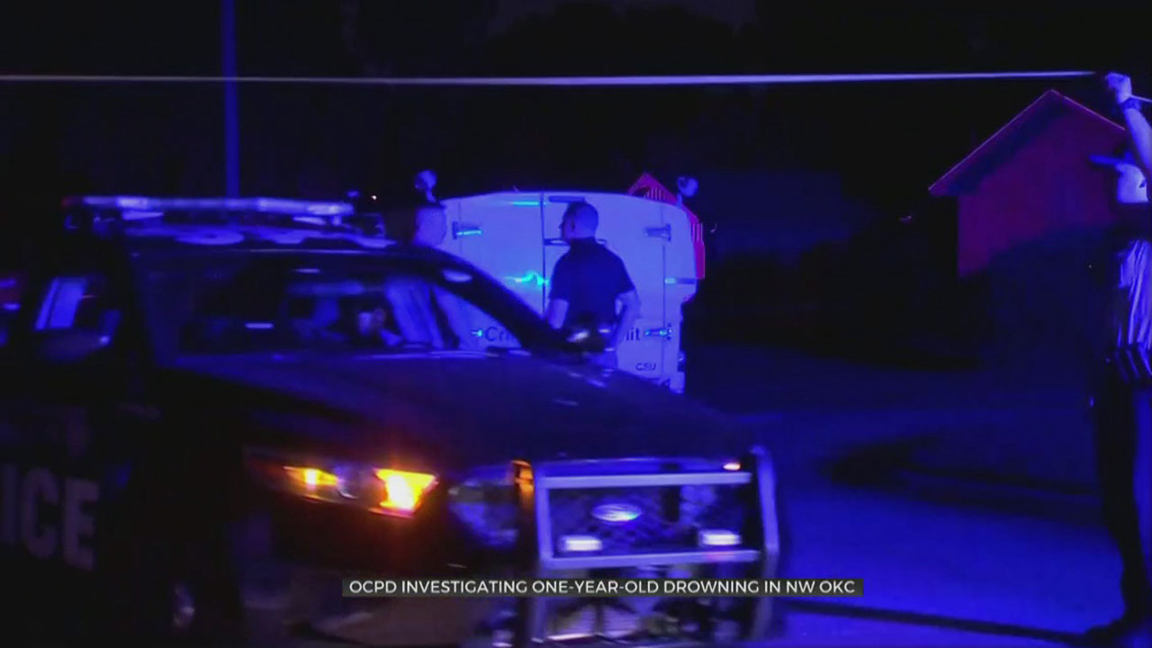 OCPD Investigates 1-Year-Old Drowning In NW OKC
