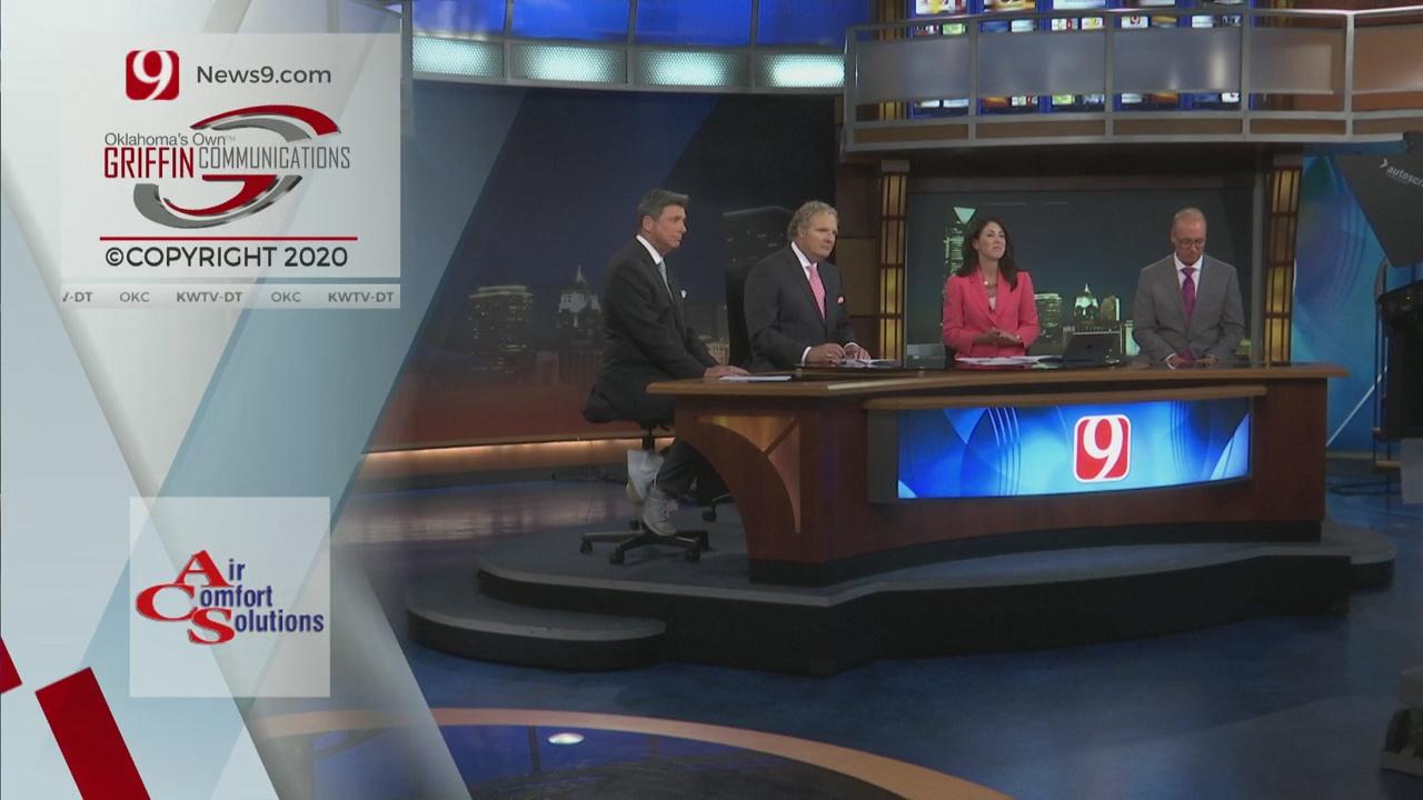 News 9 10 p.m. Newscast (July 7)