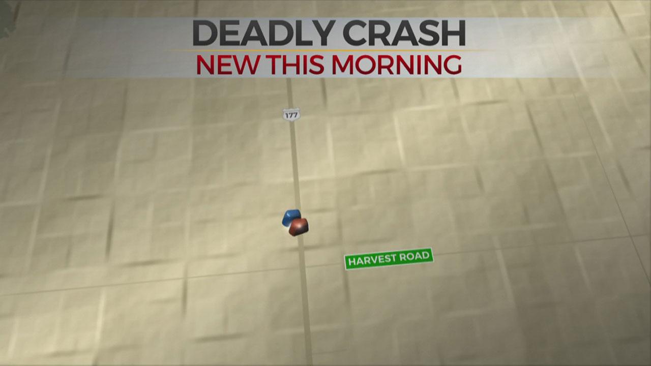 Man Dies In 3-Car Crash In Construction Zone In Noble