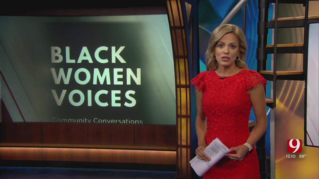 Black Women Voices Holding Second Virtual Panel