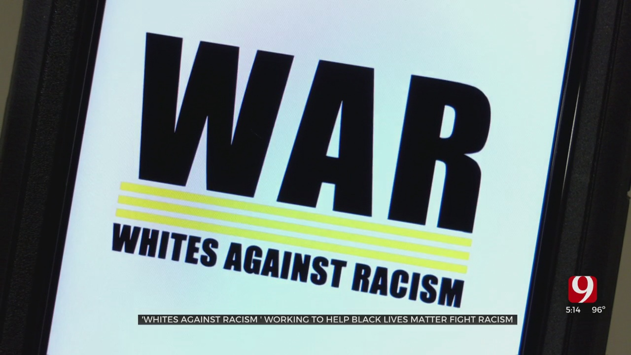 New OKC Group Hopes To Be Hub For 'White Allies' Of Black Lives Matter Movement