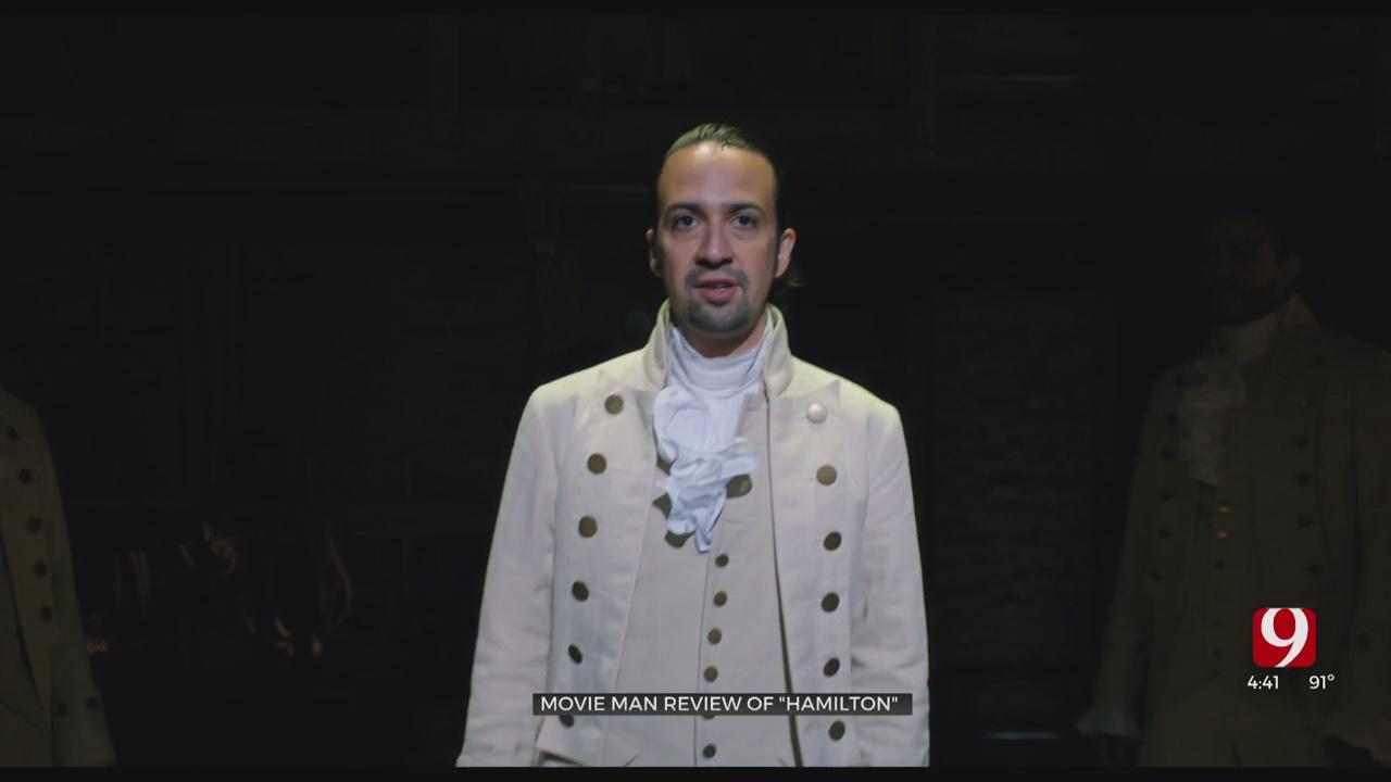 Dino's Movie Moment: Hamilton