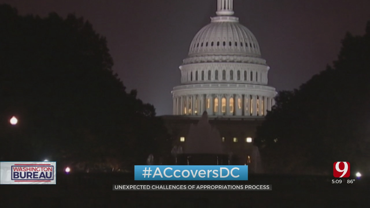Lawmakers Face Unexpected Challenges During Appropriations Process