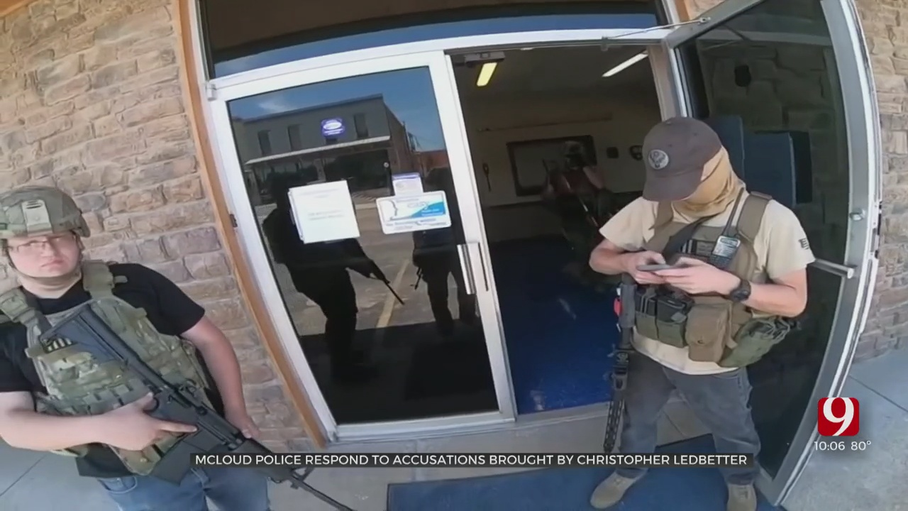 McLoud Police Release New Information On Ledbetter Case