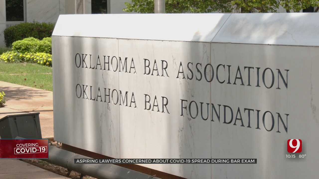 Aspiring Attorneys Ask State To Waive Bar Exam For Health Concerns