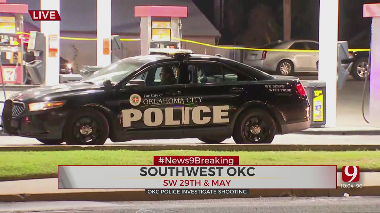 OCPD Searching For 2 Suspects After Man Is Shot In SW OKC