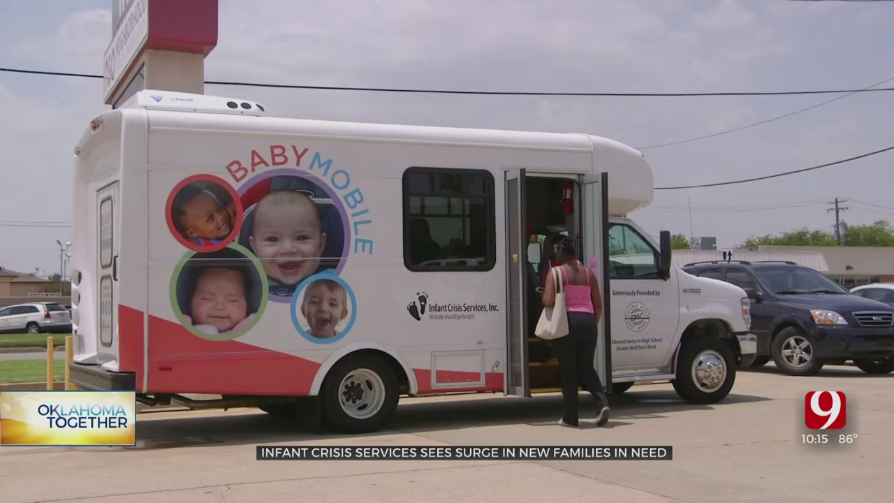 Infant Crisis Services Continues To Meet High Demand During COVID-19 Pandemic
