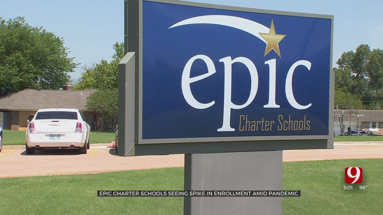 Epic Charter Schools Sees Spike In Enrollment Amid Pandemic