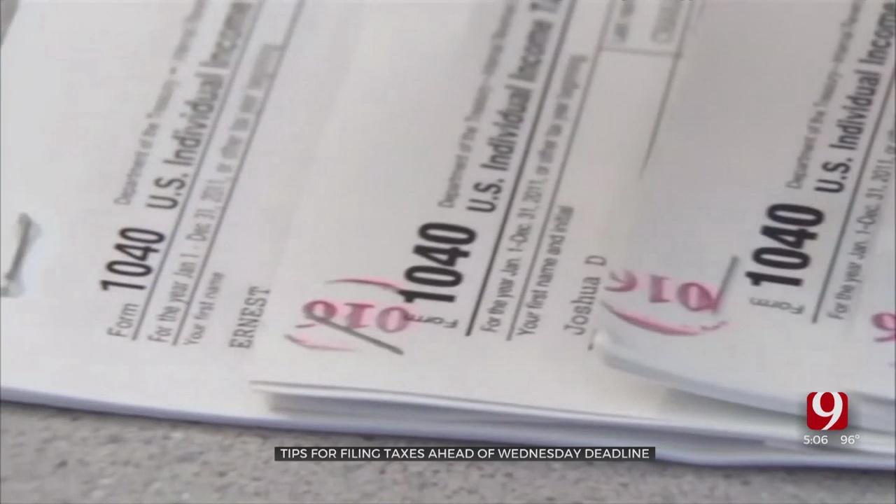 Local CPA Advises On New Tax Deadline