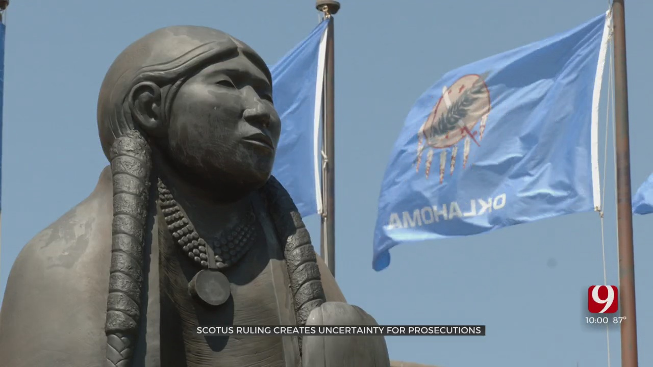 Hunter: State, Tribes Working To Settle Uncertainties Caused By Supreme Court Ruling