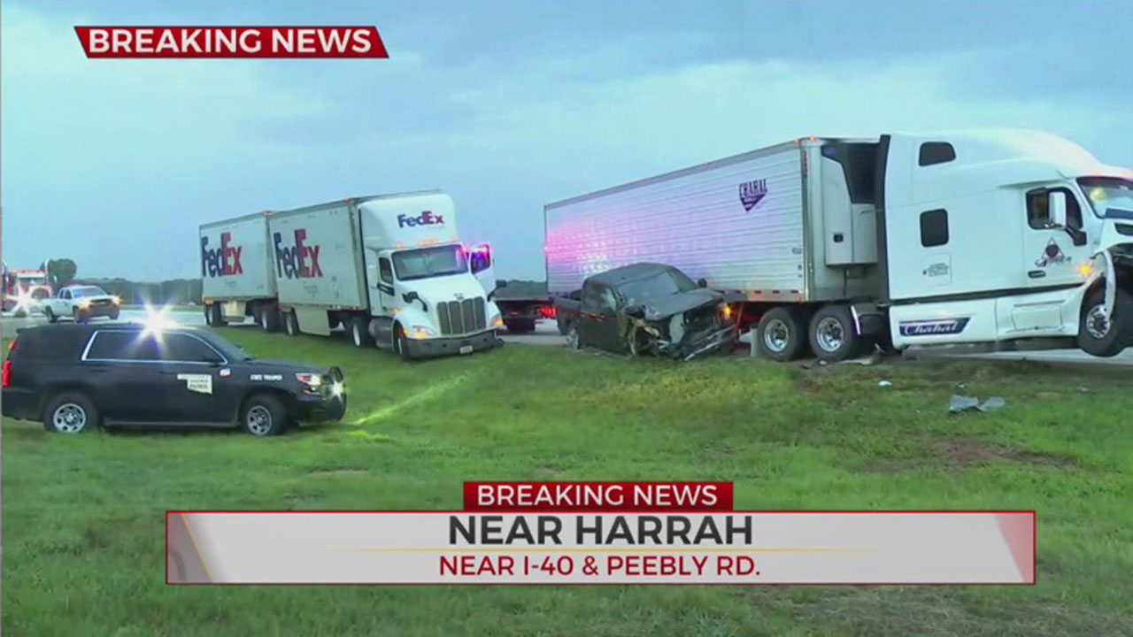 I-40 Wreck 2