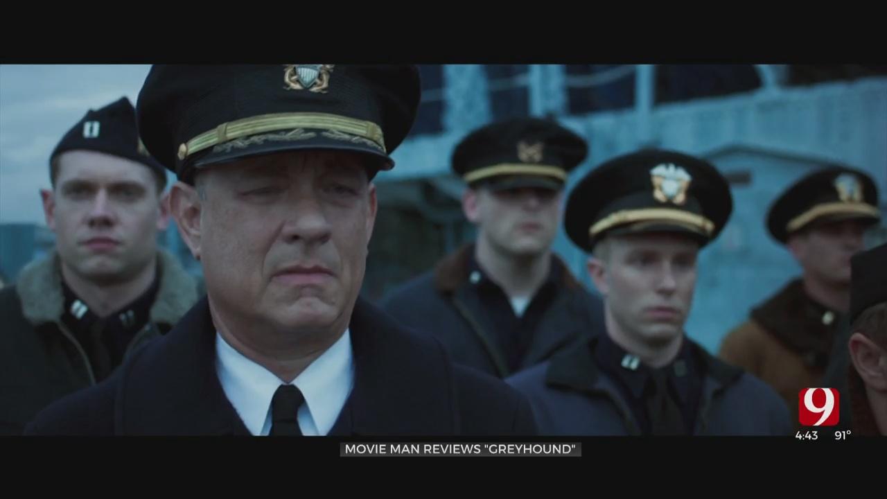 Dino's Movie Moment: Greyhound