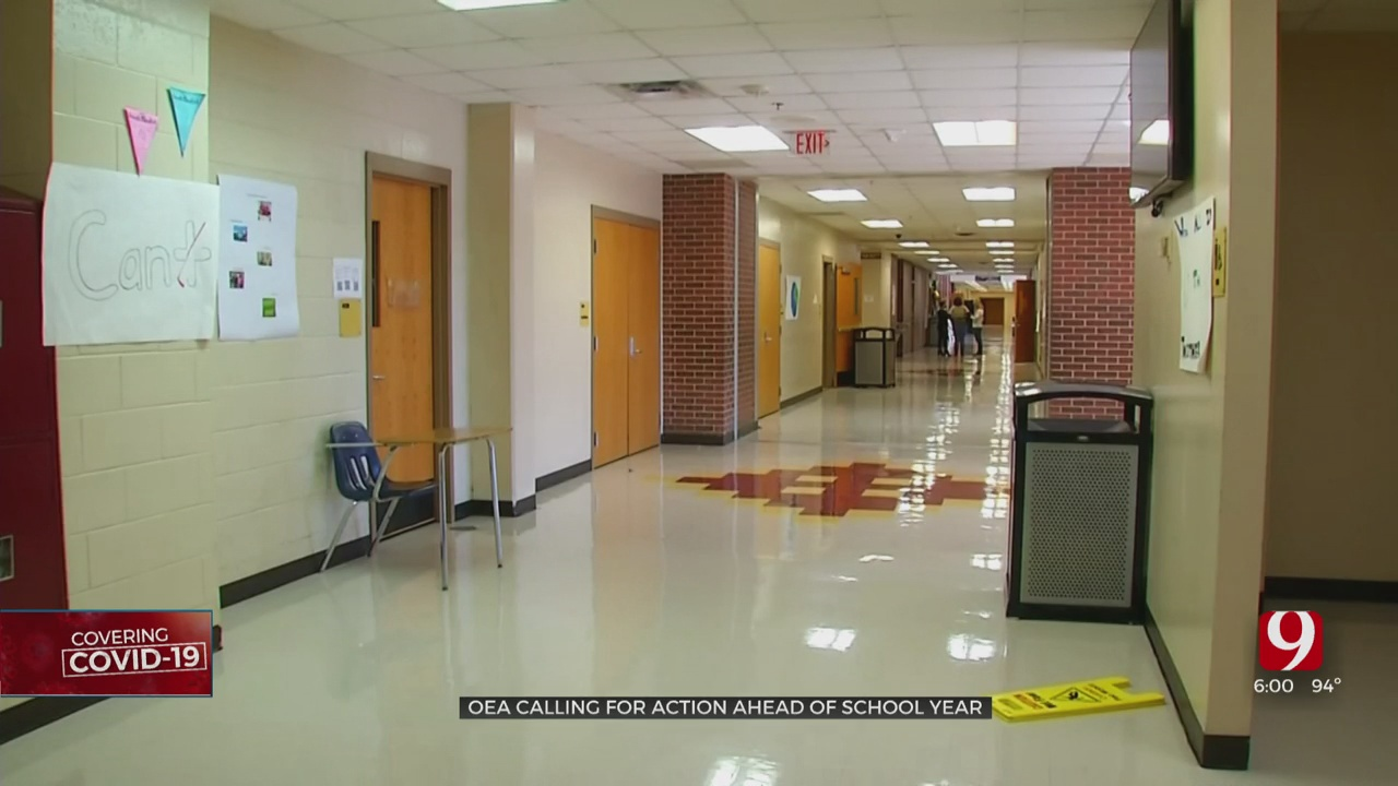 OEA Releases Demands To Address Pandemic In Schools