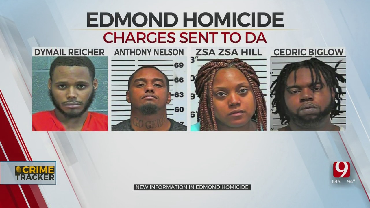 New Details In Edmond Homicide Revealed In Court Documents