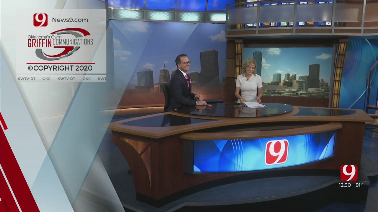 News 9 Noon Newscast (July 17)