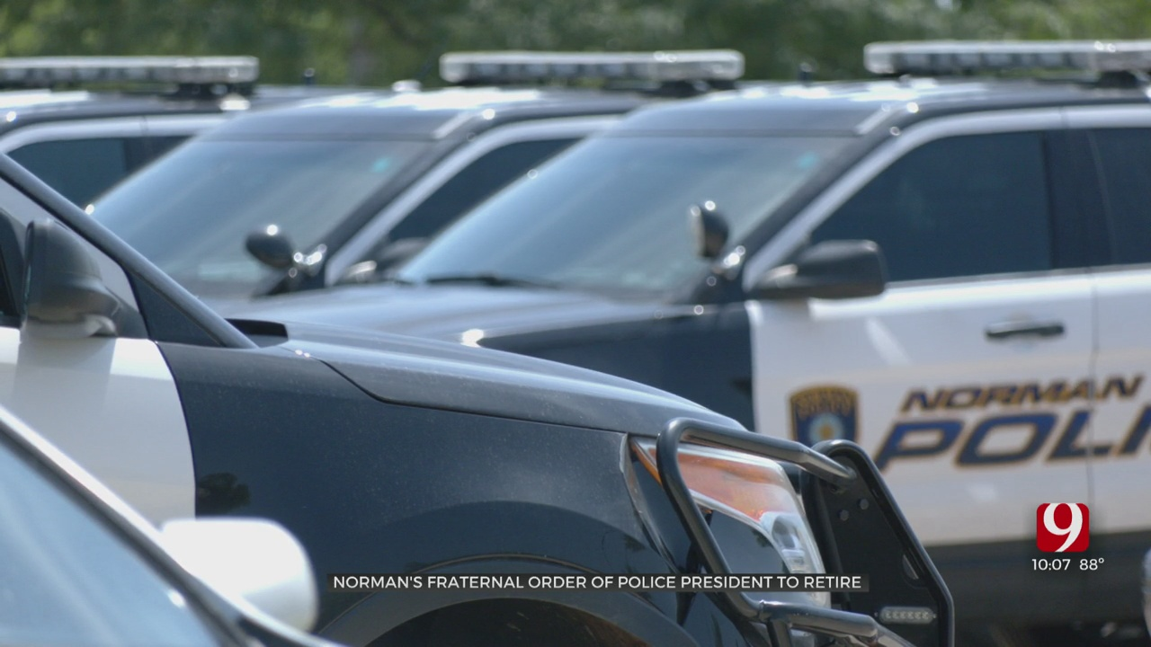 More Officers Leave Norman Police Department