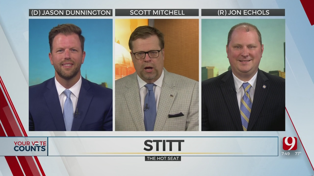 Your Vote Counts: Stitt And COVID-19, Back To School, Oil And Gas