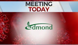 Edmond City Council To Discuss COVID-19 Emergency Declaration