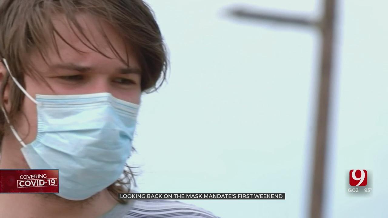 OKC Officials Provide Clarification On Mask Mandate