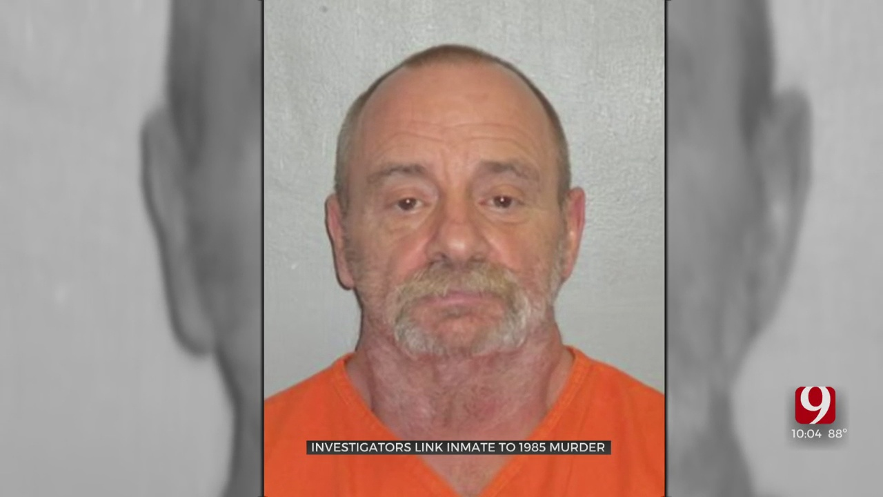 OSBI Links Inmate To 35-Year-Old Cold Case Murder