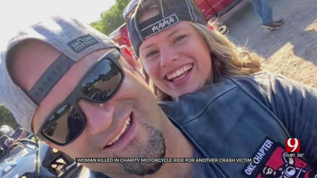 'She Was Beautiful Inside And Out': Biker Dies In Crash Helping Other Bikers