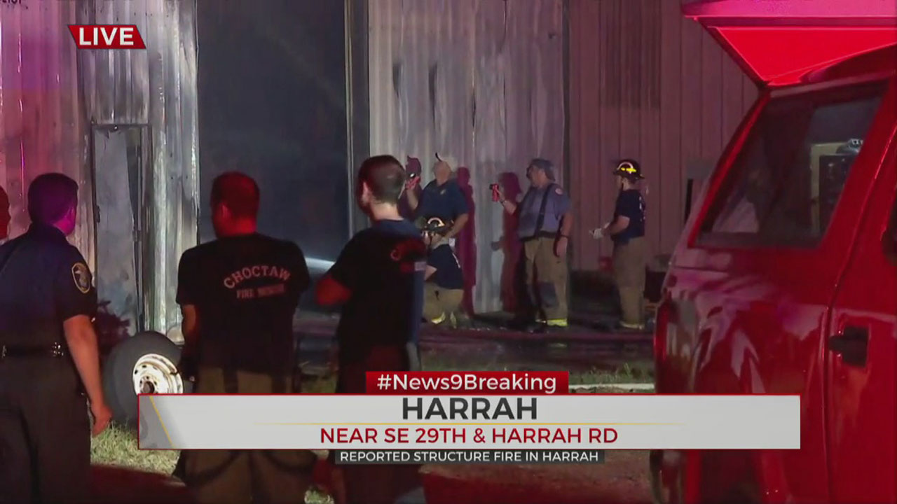 Harrah Fire