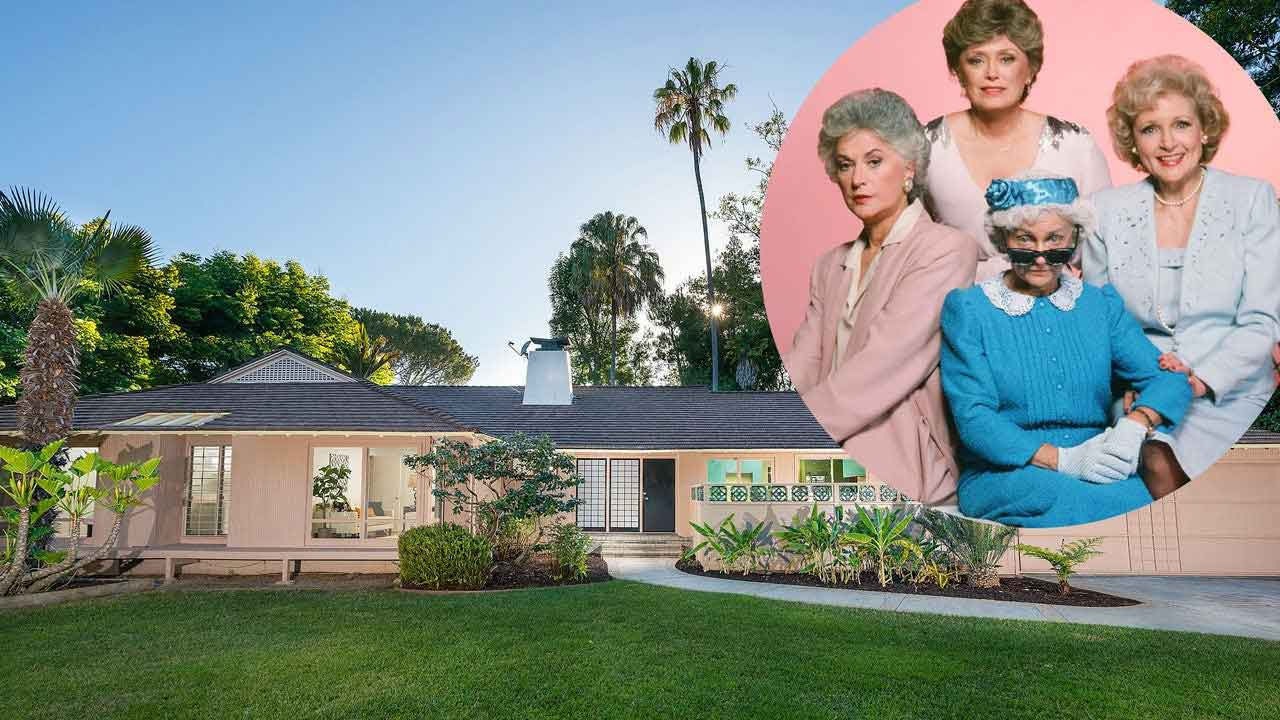 'Golden Girls' House Up For Sale, Owner Shares Memories Of Beloved Sitcom