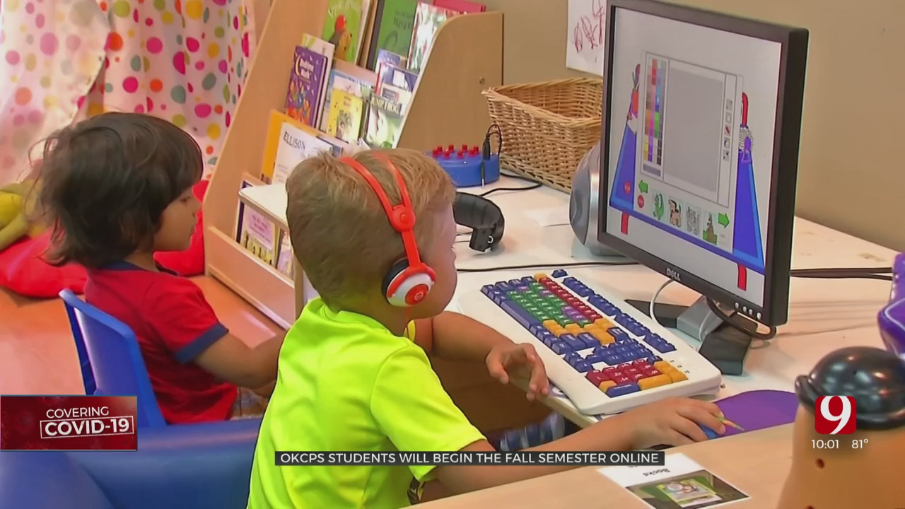 OKCPS Board Votes To Delay School Start Date, Begin With All Virtual Classes