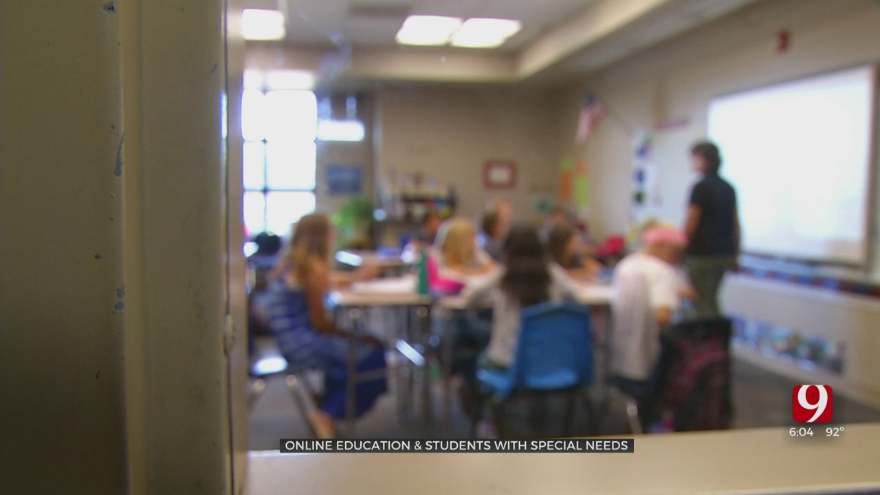 OKCPS Looking To State For Distance Special Education Guidance