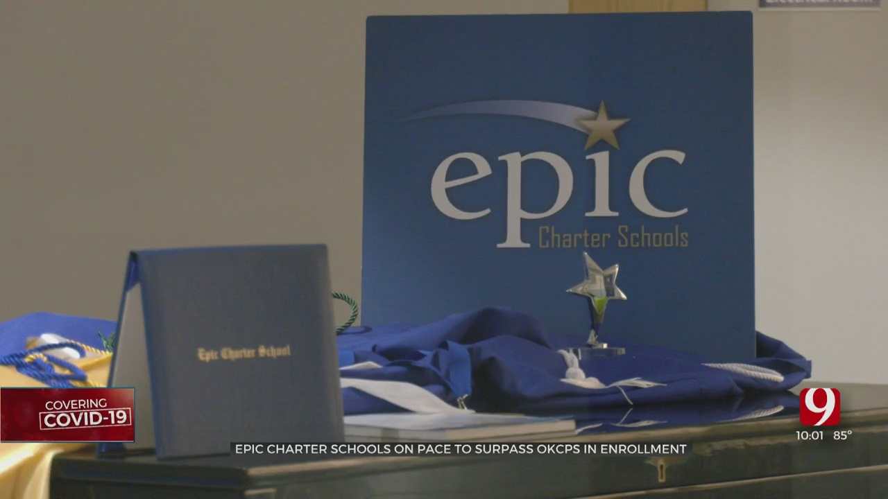 Epic Charter Schools On Pace To Surpass OKCPS In Enrollment