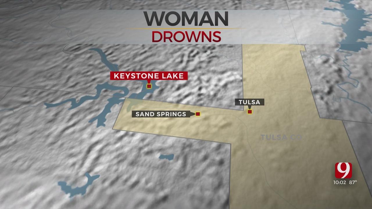 Edmond Woman Drowns At Keystone Lake