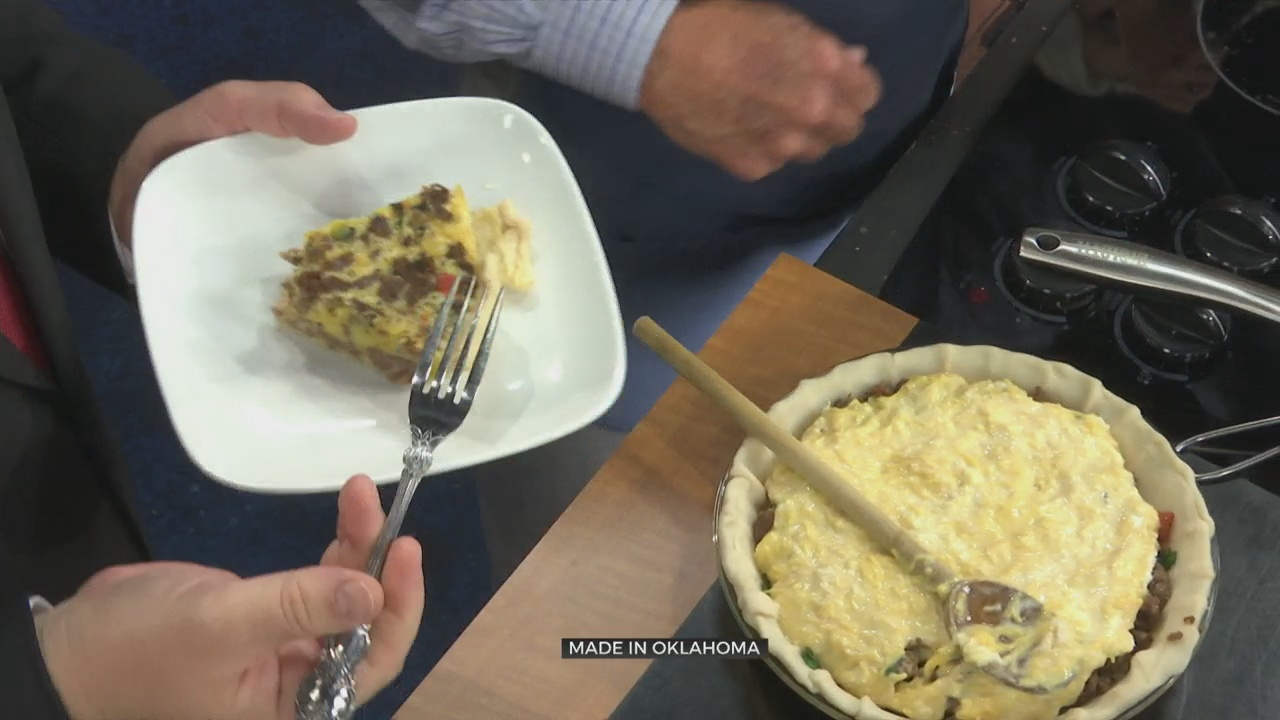 Made In Oklahoma: Cowboy Quiche