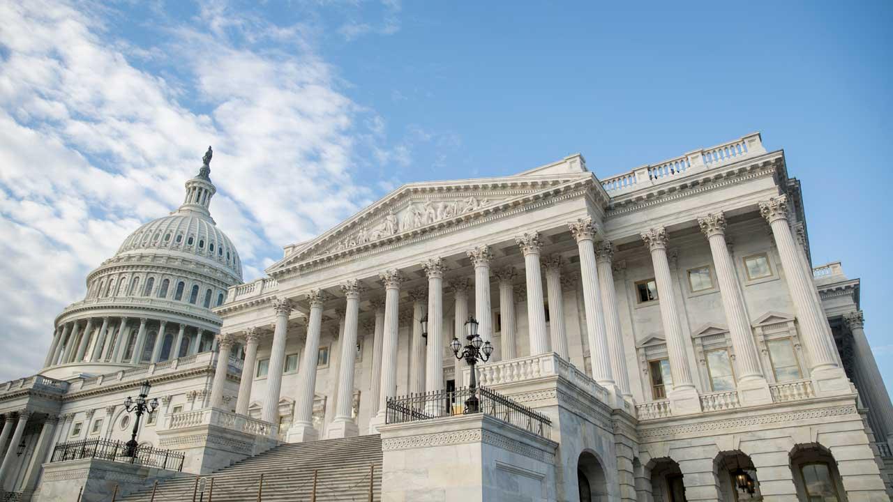 Senate GOP Set To Unveil Next Coronavirus Relief Bill As Deadline For Enhanced Unemployment Benefits Nears