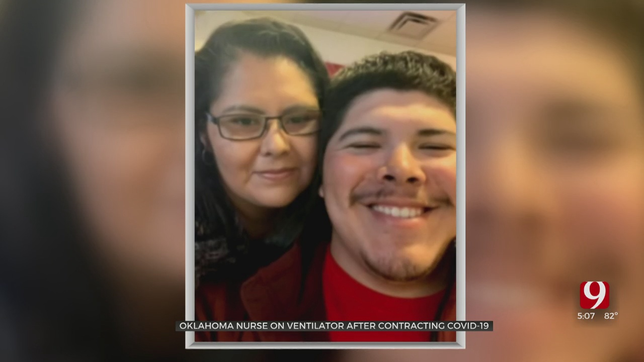 Family Prays For Mother Of 3 On Ventilator With COVID-19