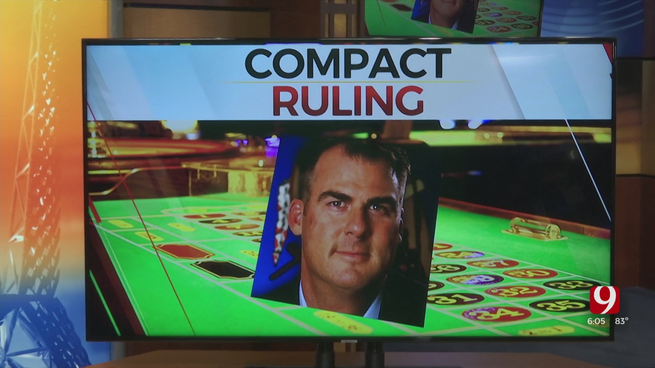 Federal Judge Says Stitt Wrong On Gaming Agreements