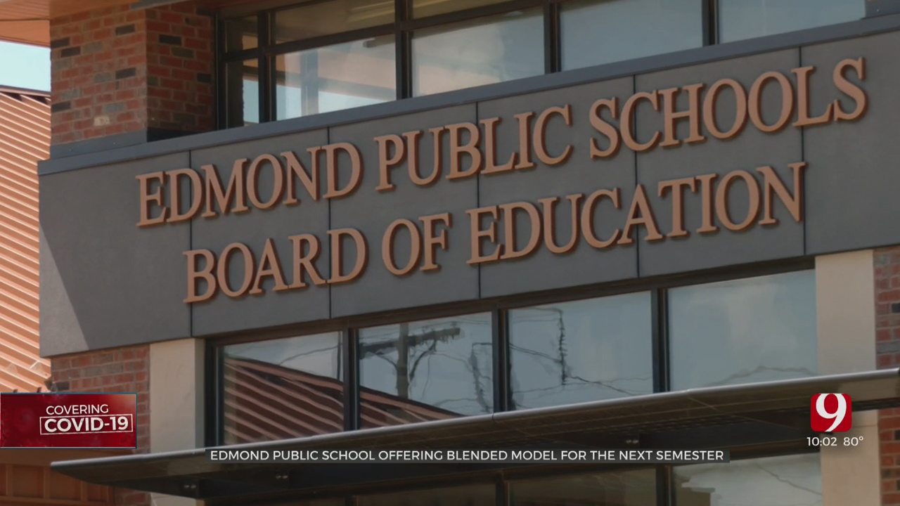 Edmond Public Schools Push Back Fall Start Date