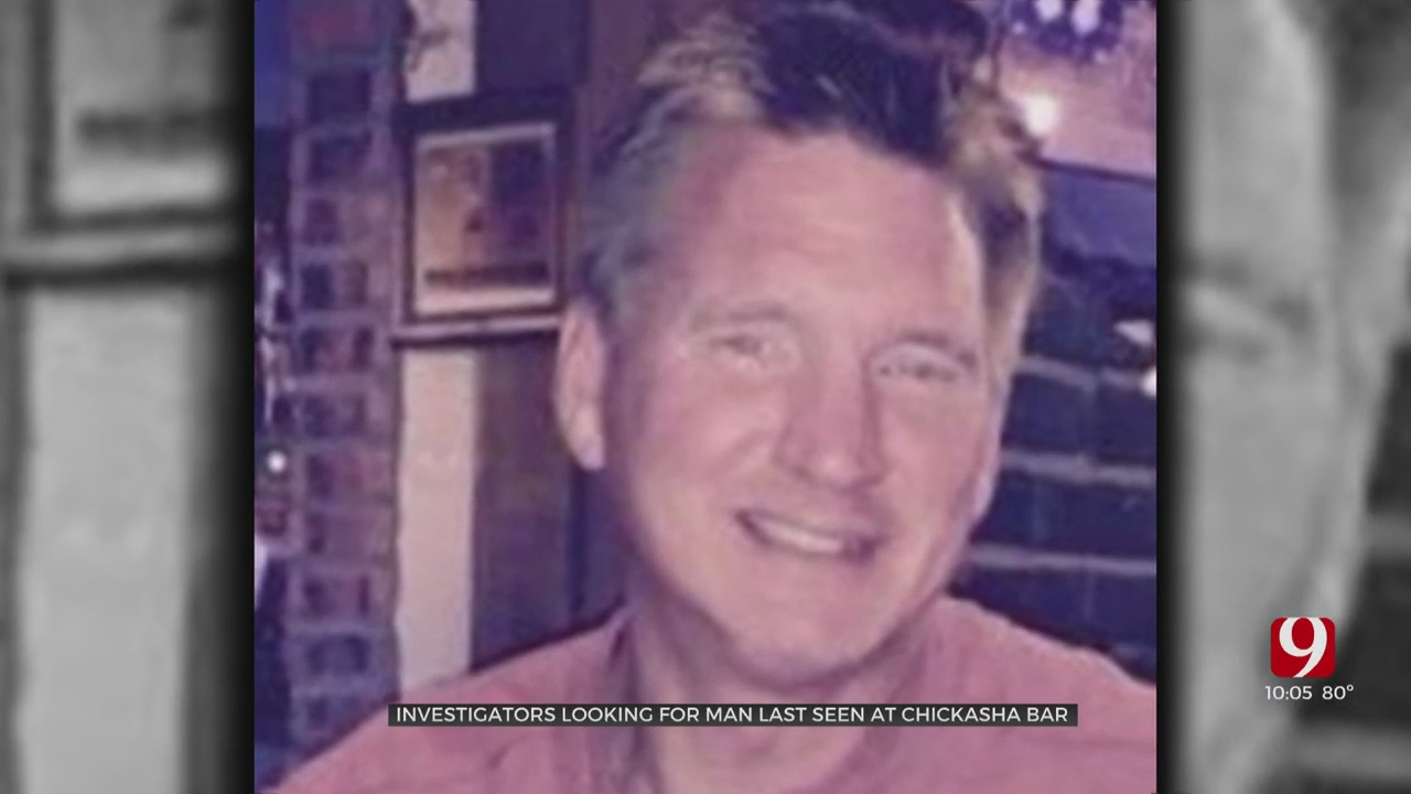 Family And Friends Searching For Answers After Chickasha Man Goes Missing