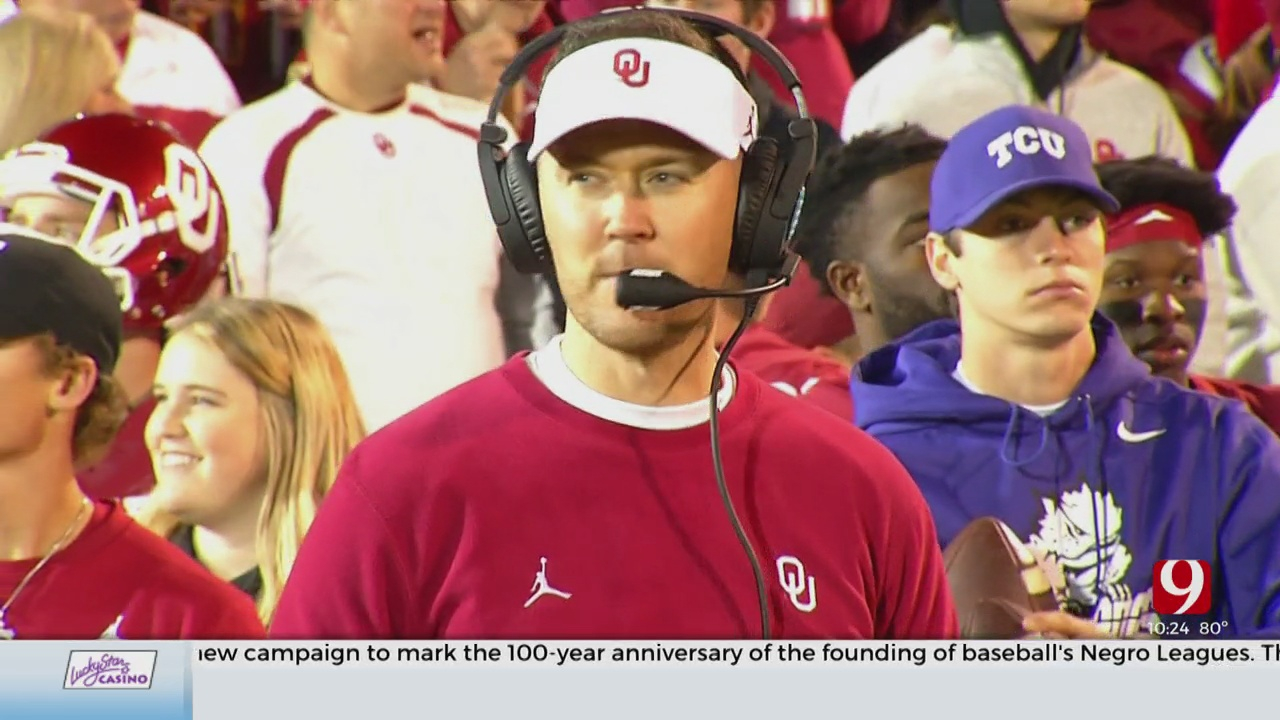 OU Rewards Lincoln Riley With New Contract