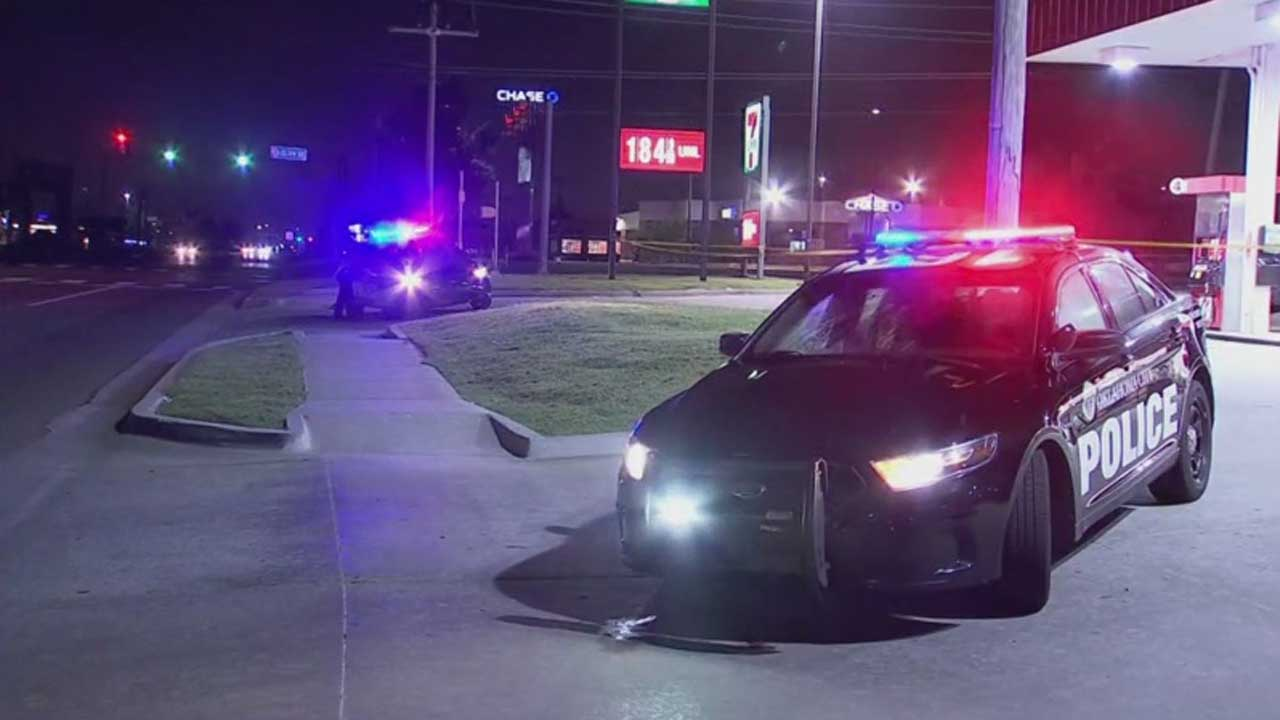2 People Injured In SW OKC Shooting