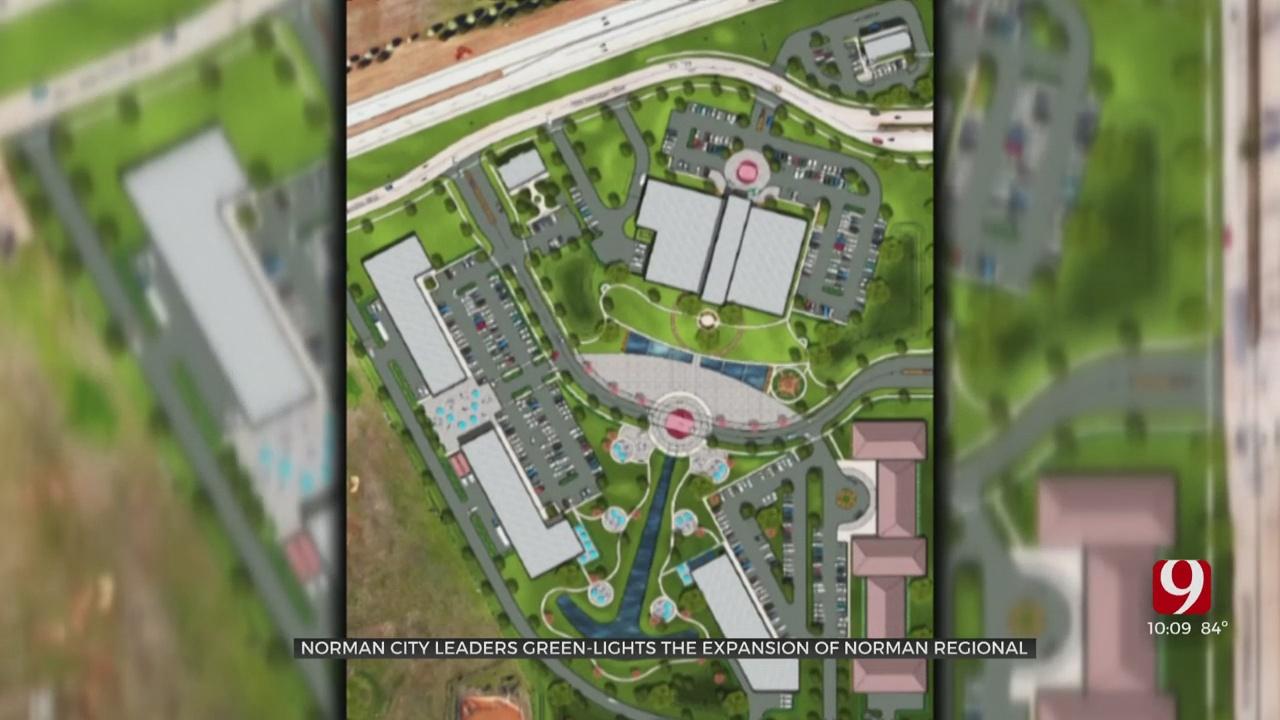 Norman Regional Planning To Build Freestanding Emergency Department