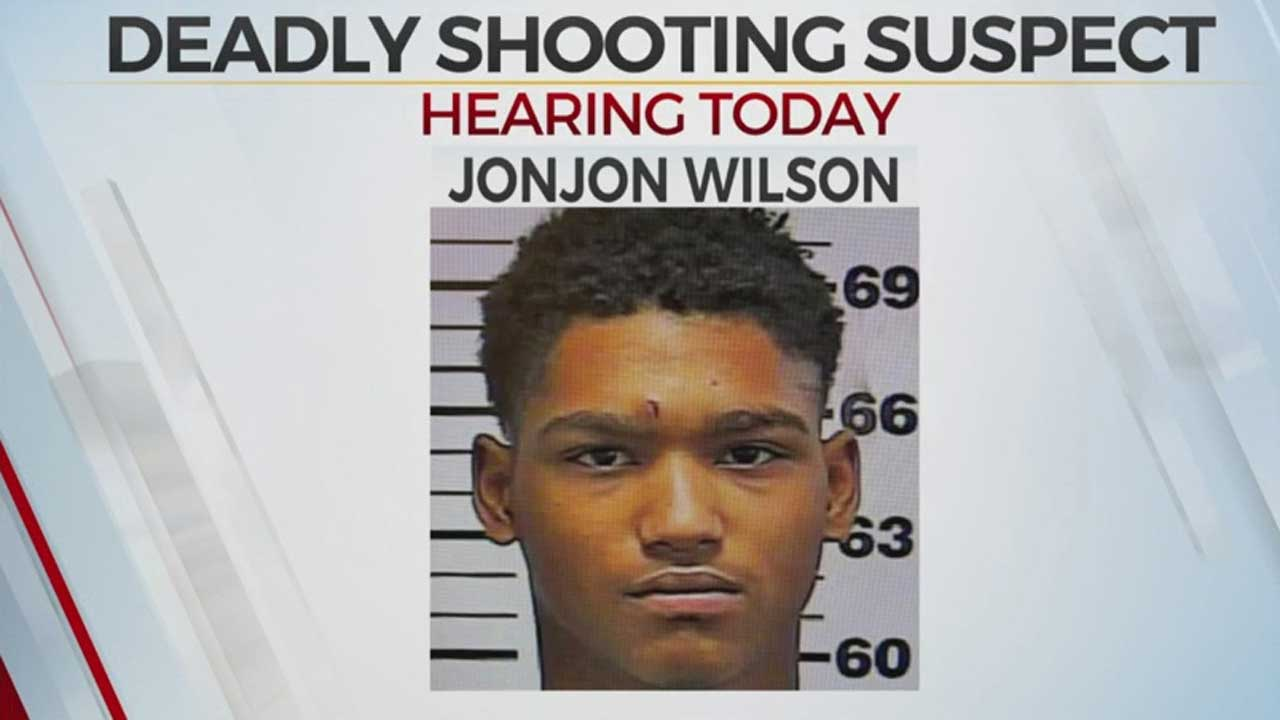 Teen Suspect Accused In Deadly Shooting To Be In Court