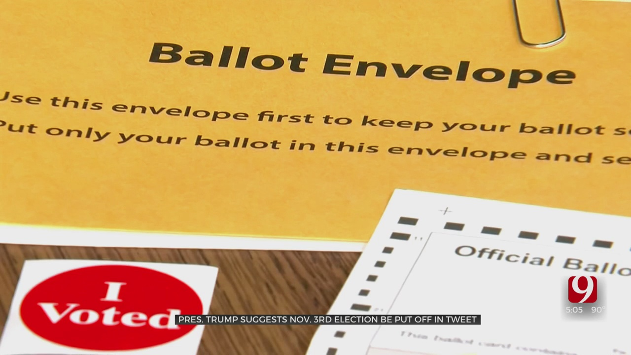 State Election Official Says Mail-In Voting Is 'Safe And Secure'