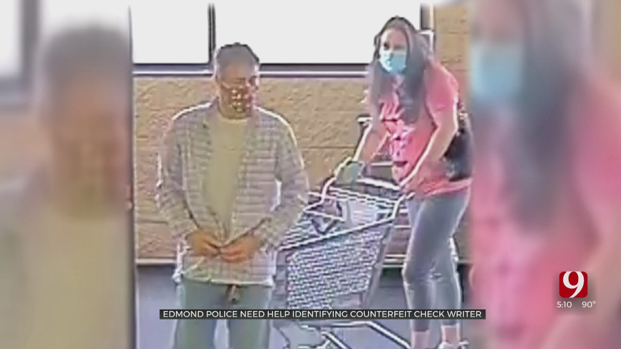 Woman Suspected Of Spending Counterfeit Checks Throughout The Metro