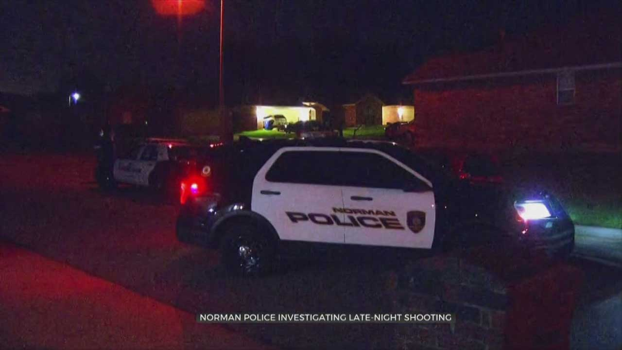 Norman Police Investigate Shooting After Disturbance At Residence