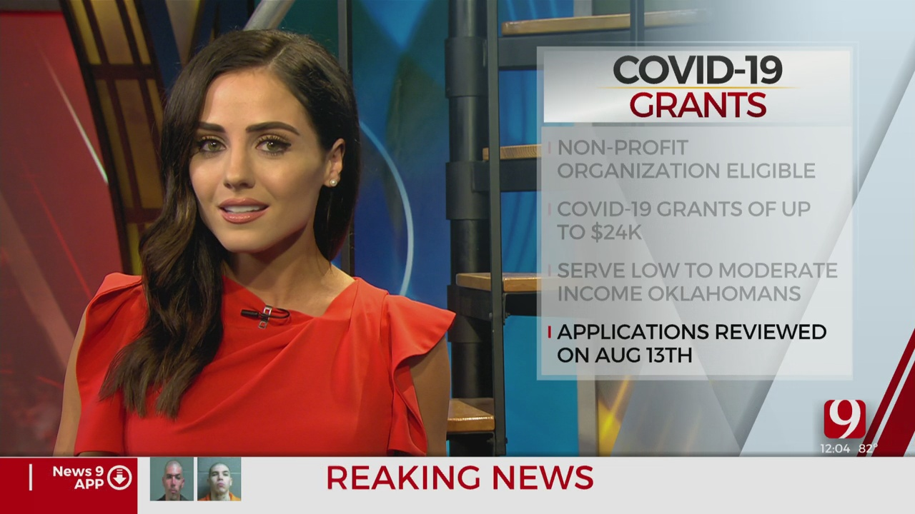 Some OKC Nonprofits Eligible For COVID-19 Emergency Relief Grants
