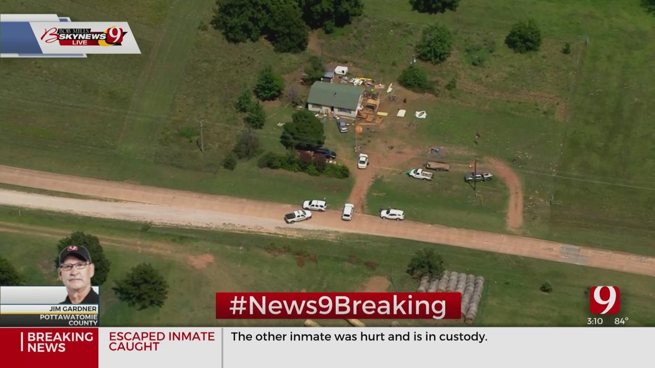 1 Dead In Pottawatomie County Shooting