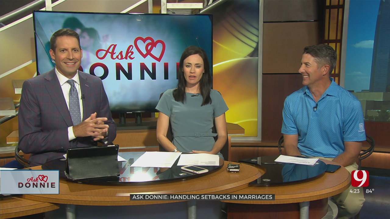 Ask Donnie: Setbacks In Marriage